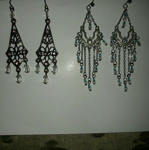 Jewelry - Vintage earings
